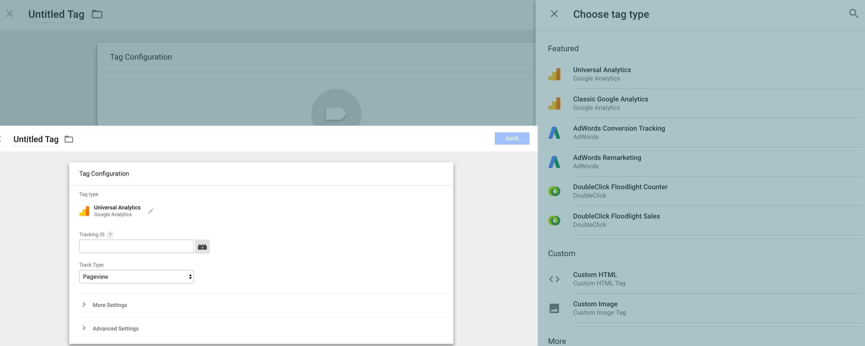 Google Analytics İzleme Kimliği